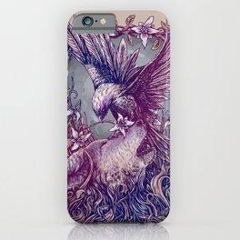 Romance Wolf iPhone Case