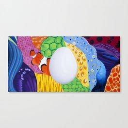Genesis Series - Day 5 Canvas Print
