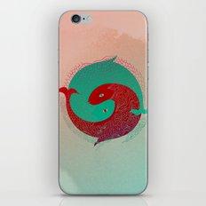Year of the fish iPhone & iPod Skin