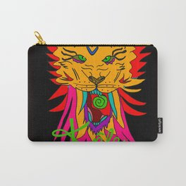 wizard lion2 Carry-All Pouch