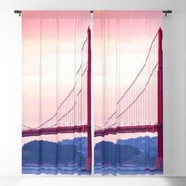 Golden Gate Blackout Curtain