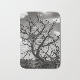 Ancient Tree, Survivor, Alive Bath Mat