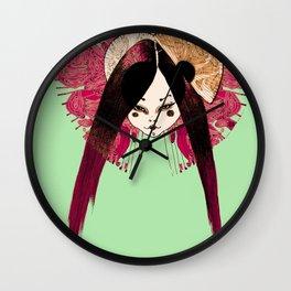Ma Petite Japonaise v4 Wall Clock