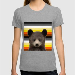 Bear Cub for nature lovers  T-shirt