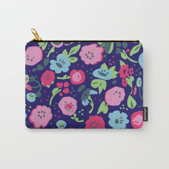 Nan's Garden Carry-All Pouch