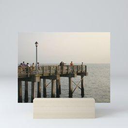 Pier Mini Art Print
