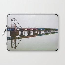 Graffiti Bridge Laptop Sleeve