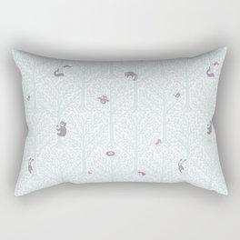 Cute forest animls Rectangular Pillow