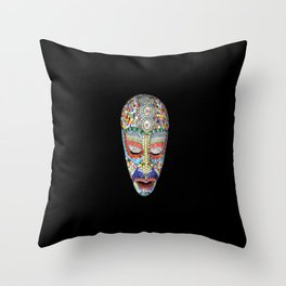 Bob, Why the Long Face? Throw Pillow
