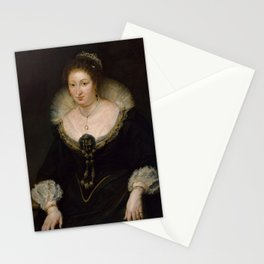 Peter Paul Rubens - Lady Alethea Talbot, Countess of Arundel Stationery Cards