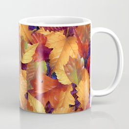 Fallen leaves I Coffee Mug