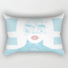 A Beautiful Nobody Rectangular Pillow