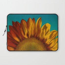 A Sunflower Laptop Sleeve