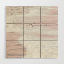 Summer Dip Wood Wall Art