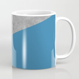 Geometry 101 Saltwater Taffy Teal Coffee Mug