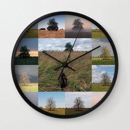 Le voisin Wall Clock