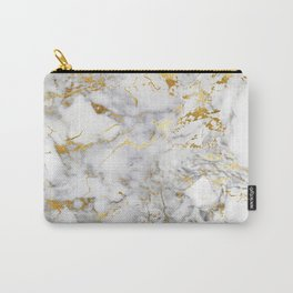 Gold Mine Marble Carry-All Pouch