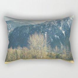 Mt. Si, Washington Rectangular Pillow