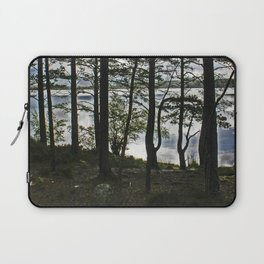 Through the Forest Laptop Sleeve