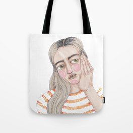 Tell me more Tote Bag