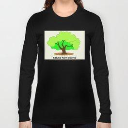 Oak Tree Flag Long Sleeve T-shirt