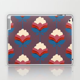 Retro fall florals- n. 2 Laptop & iPad Skin