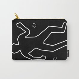 CRIME SCENE Carry-All Pouch
