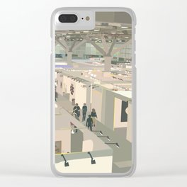 expo Clear iPhone Case