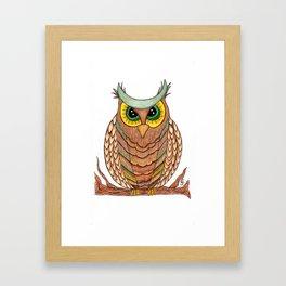Laurence Owlivier Framed Art Print