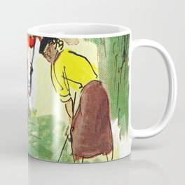I Like Big Putts Coffee Mug
