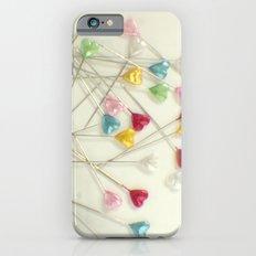 I heart pins Slim Case iPhone 6