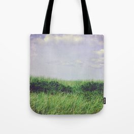 Beach Dunes - Summer of Love Tote Bag