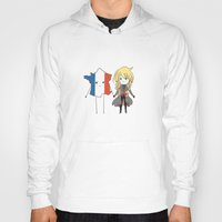 enjolras Hoodies featuring otp by The Eggplant Market