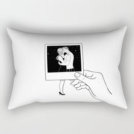 We used to be together Rectangular Pillow