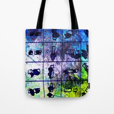 object matchsticks Tote Bag