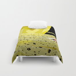 Lost In Time and Space Comforters