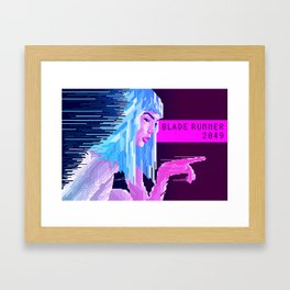 Blade Runner 2049 Framed Art Print