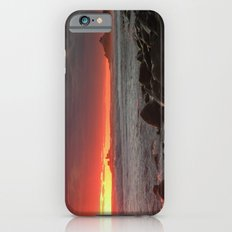 Red at night sailor's delight iPhone 6s Slim Case