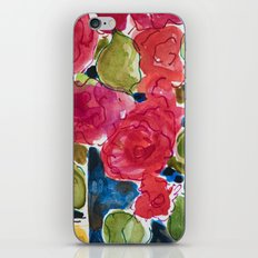 For the roses iPhone & iPod Skin