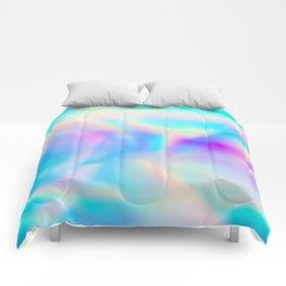 Iridescence Comforters