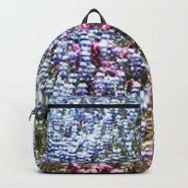 Flower fields Backpack