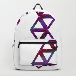 F sparkle Backpack