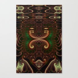 Source of Knowledge Flip Canvas Print