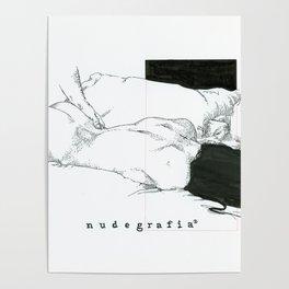 NUDEGRAFIA - 59  love Poster