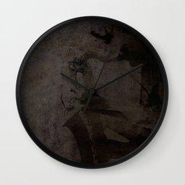 Jazzman laptop Wall Clock