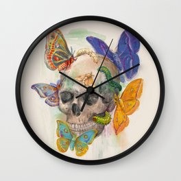 House of Wonders Wall Clock