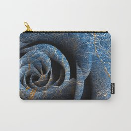 Susquehanna Winter Rose Carry-All Pouch