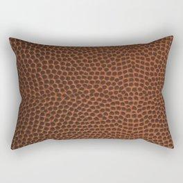 Football / Basketball Leather Texture Skin Rectangular Pillow