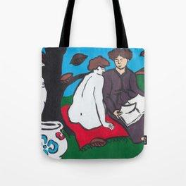 Manet's Picnic Tote Bag