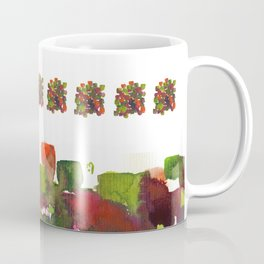 Marina's Christmas Theme Coffee Mug